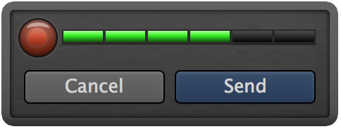 Recording Interface